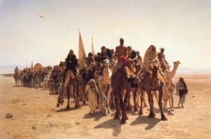 Léon_Belly_Pilgrims_Going_to_Mecca_680
